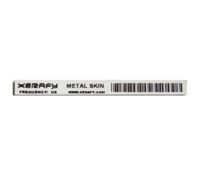 Xerafy Titanium Metal Skin