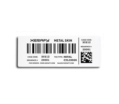 Xerafy Mercury Metal Skin